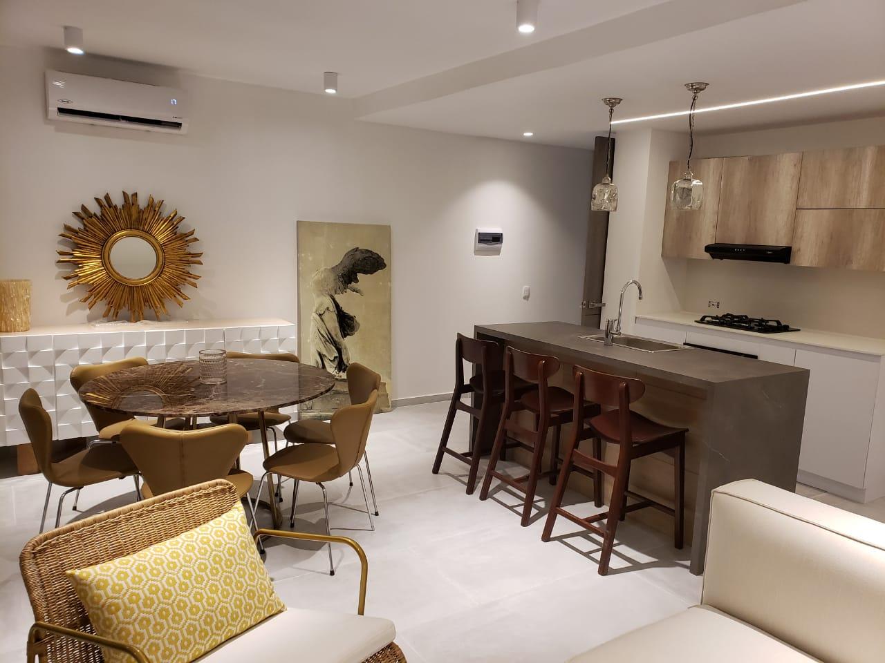 ¡Está listo el apartamento modelo de +House Caujaral!